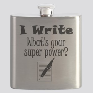 I Write What's Your Super Power? Flask