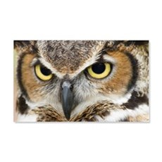 Great Horned Owl Wall Decal