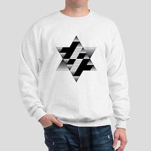 B&W-12 Sweatshirt