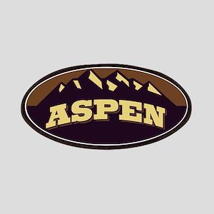 Aspen Sepia Patches