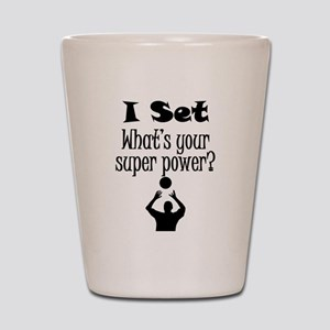 I Set (Volleyball) What's Your Super Power? Shot G