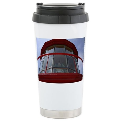 lighthouse Stainless Steel Travel Mug