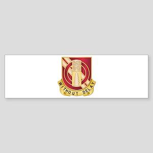 25th Supply & Transport Bn Sticker (Bumper)