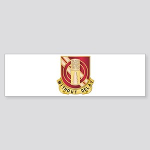 25th Supply & Transport Bn Sticker (Bumper)