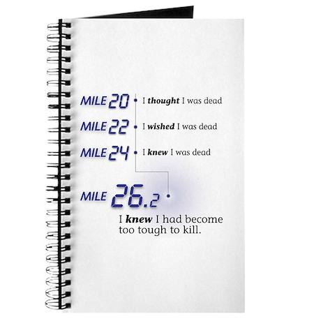 Too Tough To Kill Journal