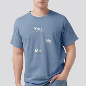 You Me bracket-2 T-Shirt