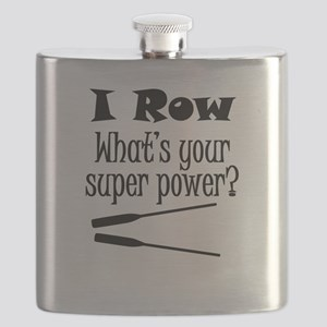 I Row What's Your Super Power? Flask