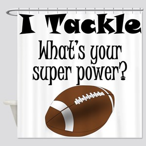 I Tackle (Football) What's Your Super Power? Showe