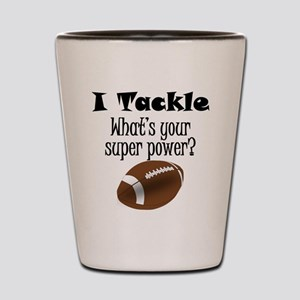 I Tackle (Football) What's Your Super Power? Shot