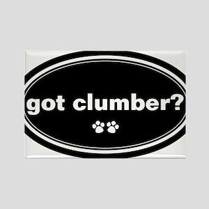 Got Clumber? Rectangle Magnet