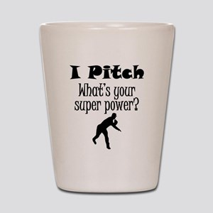 I Pitch (Baseball) What's Your Super Power? Shot G