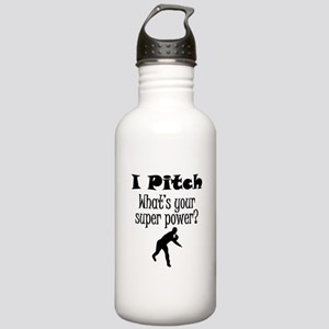 I Pitch (Baseball) What's Your Super Power? Water