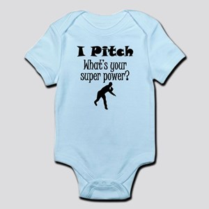 I Pitch (Baseball) What's Your Super Power? Body S