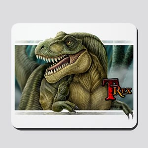 trex2_wtext Mousepad