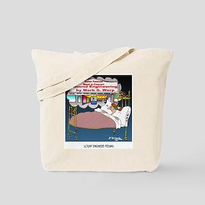 Sound Engineer Dreams Tote Bag