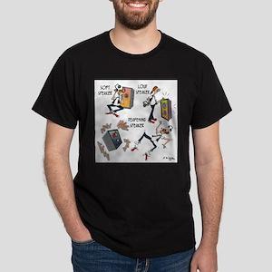Loud Speaker, Deafening Speaker Dark T-Shirt