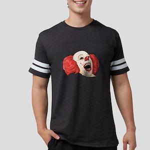 halloween evil clown T-Shirt