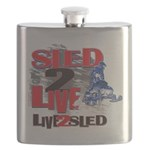Sled-2-LIVE-Sled-Live-to-Sled Flask