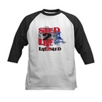 Sled-2-LIVE-Sled-Live-to-Sled Baseball Jersey