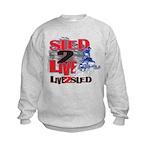 Sled-2-LIVE-Sled-Live-to-Sled Sweatshirt