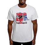Sled-2-LIVE-Sled-Live-to-Sled T-Shirt