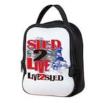 Sled-2-LIVE-Sled-Live-To-Sled Neoprene Lunch B