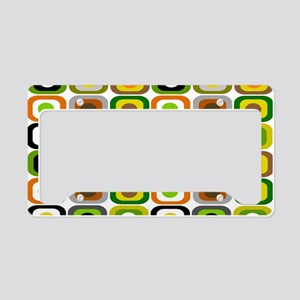 MCM 222 squares BLANKET License Plate Holder