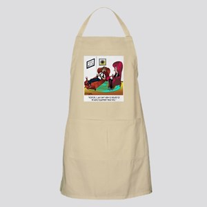 I Can't Relate to My Audio Equipment Apron