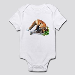 Red fox Infant Bodysuit
