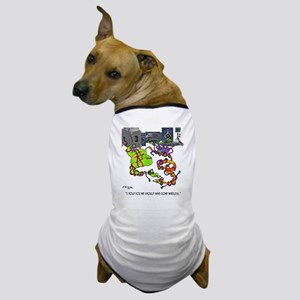 Should Have Gone Wireless Dog T-Shirt