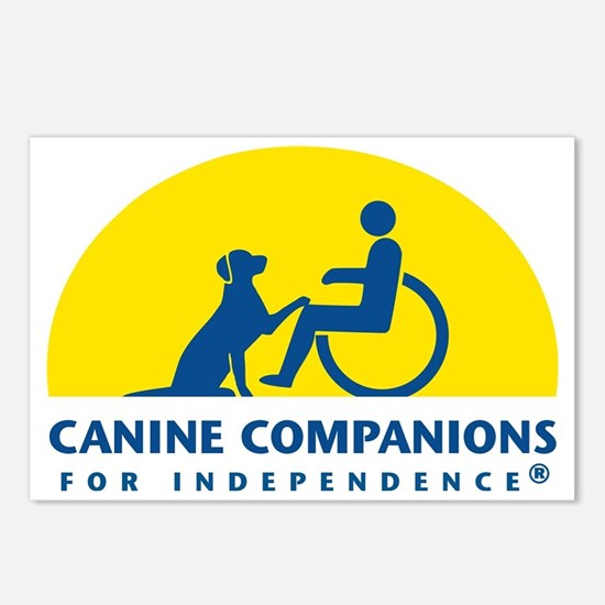 Color Canine Companions L Postcards (Package of 8)