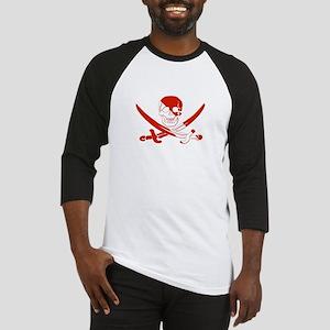 Pirate Skull Baseball Jersey