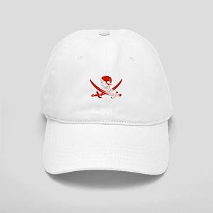 Pirate Skull Cap