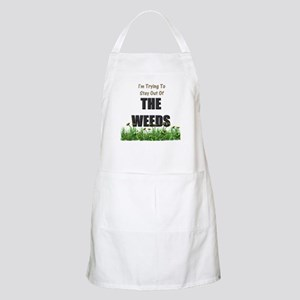 The Weeds BBQ Apron
