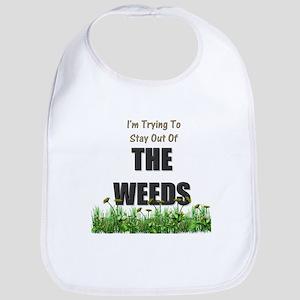 The Weeds Bib