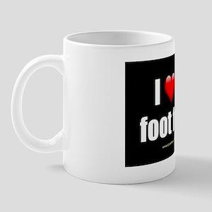 I Love My Foot Fetish wallpeel Mug
