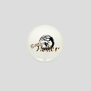 Holler Logo Mini Button