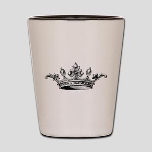Crown Shot Glass