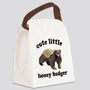 Cute HB Canvas Lunch Bag