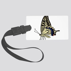 Butterfly Luggage Tag