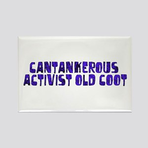 Cantakerous Old Coot Magnets