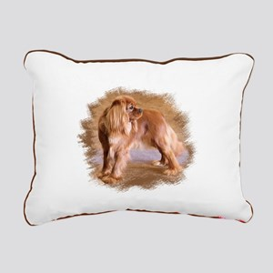Cavalier King Charles Spaniel Ruby Rectangular Can