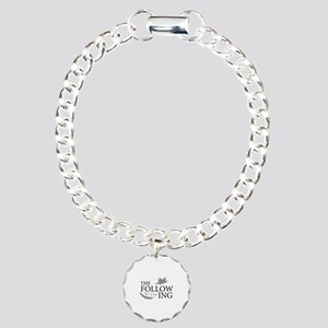 The Following Charm Bracelet, One Charm