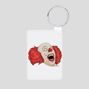 halloween evil clown Keychains