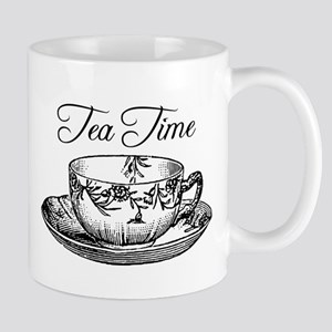Tea Time Tea Cup Mug