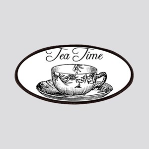 Tea Time Tea Cup Patches