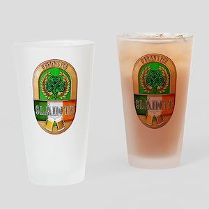 O'Brien's Irish Pub Drinking Glass