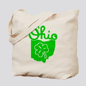 O'Hio Irish Ohio Tote Bag