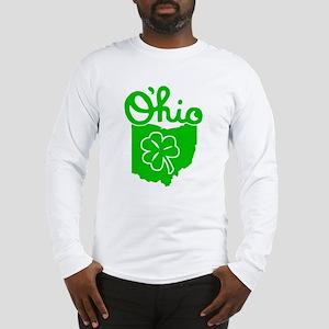 O'Hio Irish Ohio Long Sleeve T-Shirt