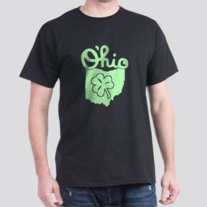 O'Hio Irish Ohio Dark T-Shirt